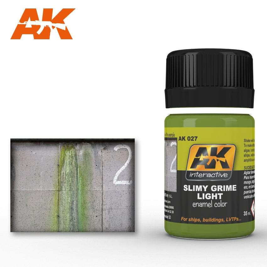 AK Interactive Slimy Grime Light