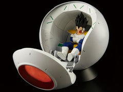 Pre-Order Dragon Ball Z Figure-rise Mechanics Saiyan Space Pod