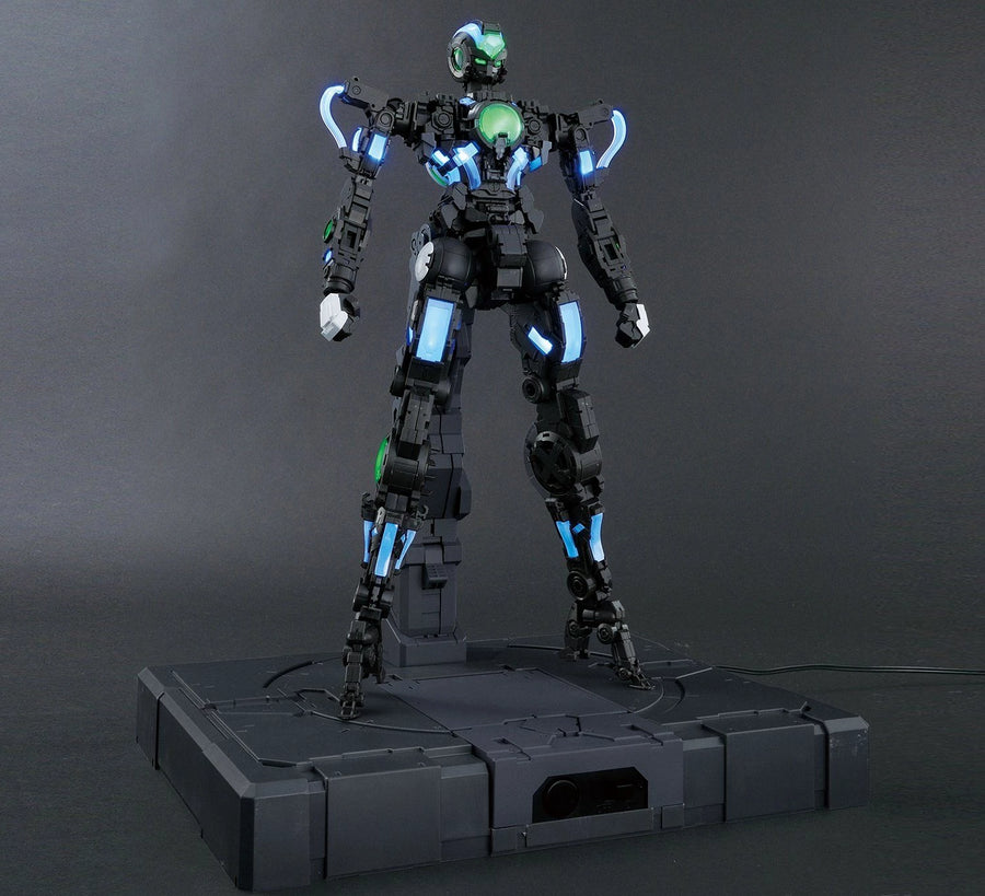 "LED unit for PG Gundam Exia ""Gundam 00"", Bandai PG"
