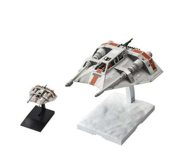 Bandai Star Wars 1/48 & 1/144 Snow Speeder Set