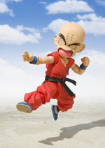 "KID KRILLIN ""DRAGON BALL"", S.H. FIGUARTS"
