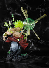 "Pre-Order Super Saiyan Broly -The Burning Battles- ""Dragonball Z"", Bandai FiguartsZERO"