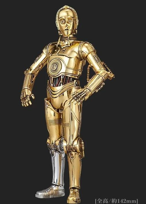 Bandai Star Wars C-3PO 1/12 Model kit