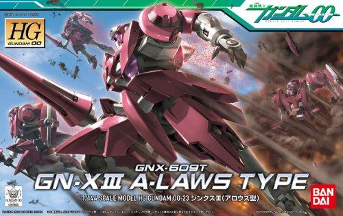 HG 1/144 #23 GN-X III