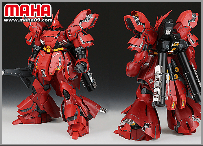 MG. Sazabi - Etching Parts Full Set