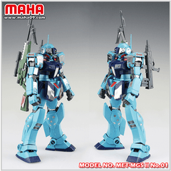 Maha - MG GM Sniper Etch film