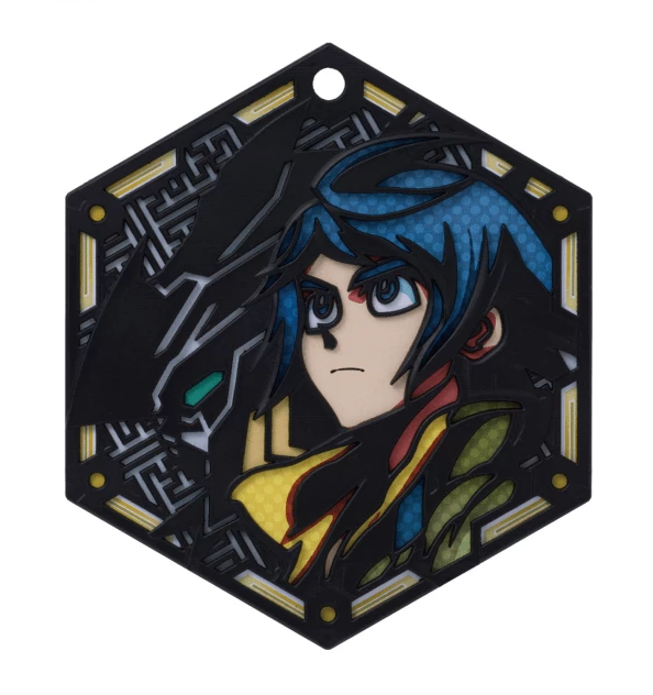 Orphans Character Stand Plate Mikazuki