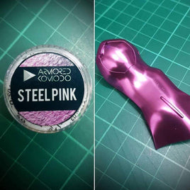 Basic Chromeflair Steel Pink (Pigment)