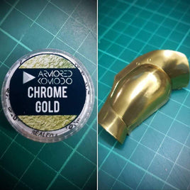 Basic Chromaflair Chrome Gold (pigment)