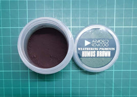 Weathering Pigment Humus Brown