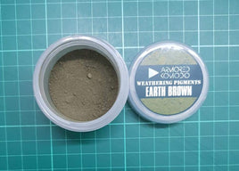 Weathering Pigment Earth Brown