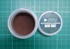 Weathering Pigment Dark Rust