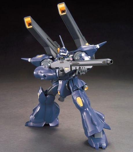 HGBF 1/144 Kampfer Amazing