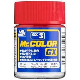 GX3 Mr.Color GX Harmann Red
