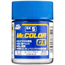 GX5 Mr.Color GX Susie Blue