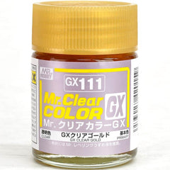 GX111 Mr.Color GX Clear Gold