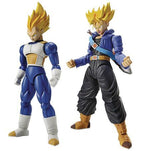 Figure-rise Standard - Super Saiyan Trunks & Super Saiyan Vegeta DX Set