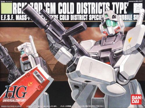 HGUC 1/144 #38 RGM-79D GM Cold Districts Type