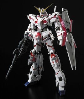Bandai Hobby RX-0 Unicorn Gundam HD Color with MS Cage Master Grade OVA Scale 1/100