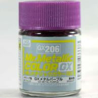 GX206 Mr.Metallic Color GX Metallic Purple