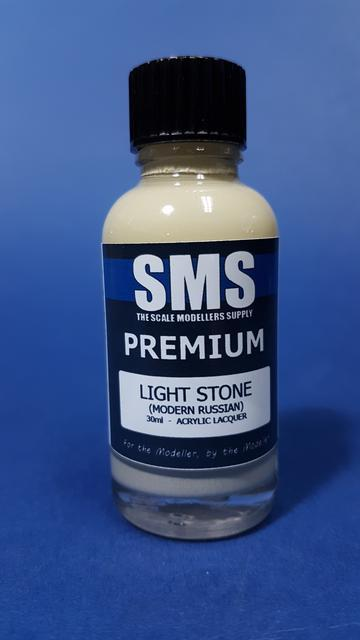 PREMIUM LIGHT STONE (MODERN RUSSIAN) 30ML