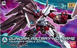 "#12 Gundam Astray No-Name ""Gundam Build Divers"", Bandai HGBD 1/144"