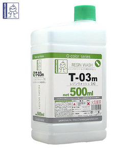GAIA RESIN WASH T-03M 500ML