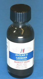 Alclad II 1oz. Bottle Burnt Iron Lacquer