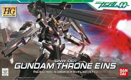 HG 1/144 #09 Gundam Throne Eins