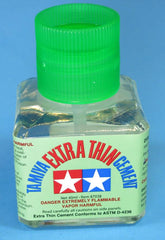 Tamiya Extra Thin Cement (40ml Bottle)