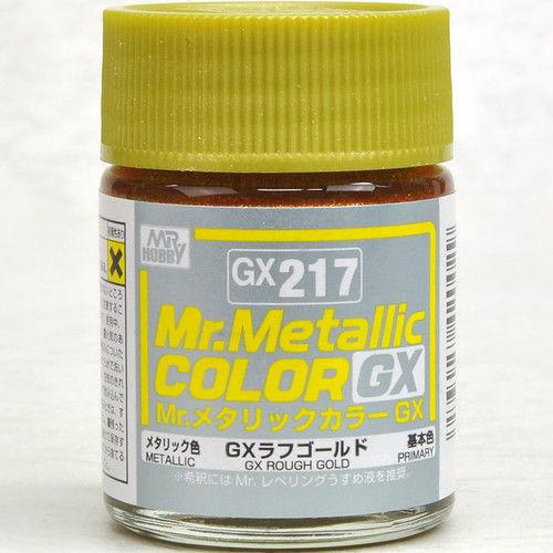 GX217 Mr.Metallic Color GX Rough Gold