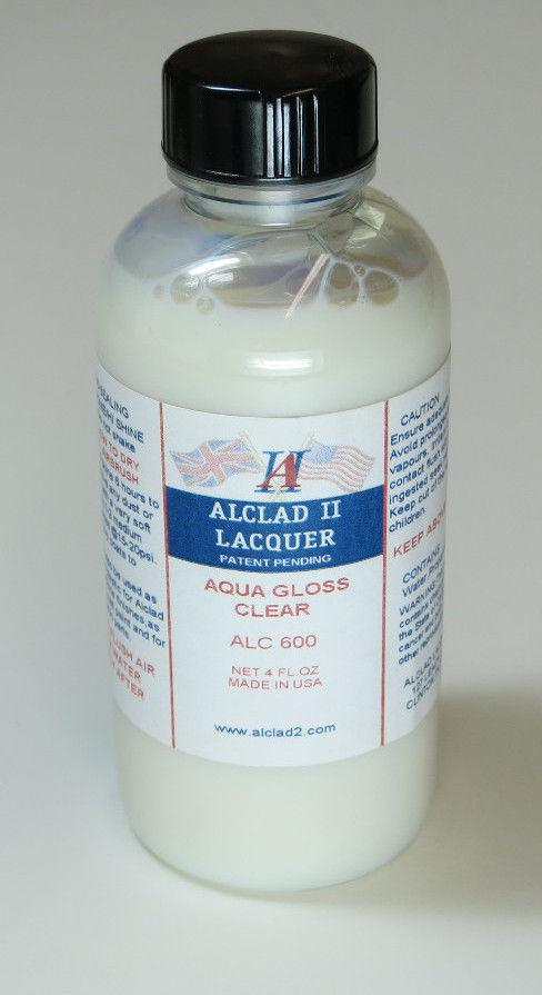 ALC-600	4oz. Bottle Aqua Gloss