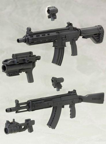 M.S.G Weapon Unit MW31 Assault Rifle Kotobukiya