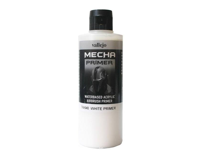 Vallejo Mecha Color 74.640 200ml – White Primer