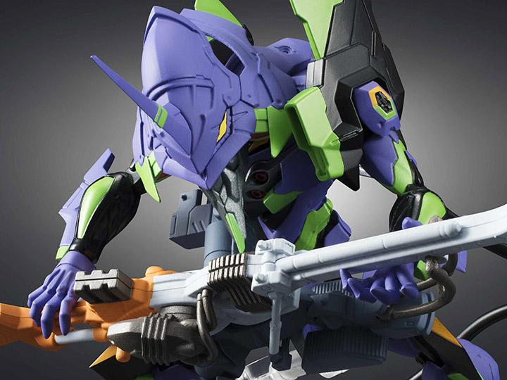 Evangelion NXEDGE Style EVA Unit-01 Test Type