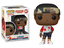 Pop! TV: Stranger Things - Lucas (Season Three) W/ Pop Protector