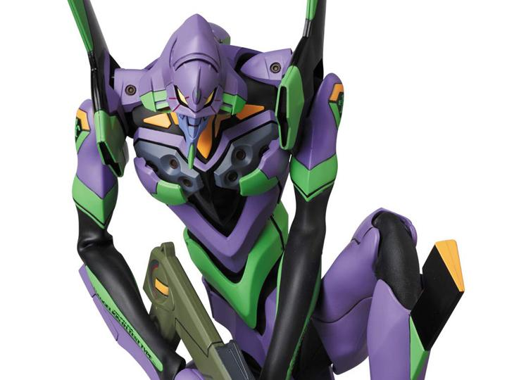 Evangelion Real Action Heroes Neo No.783 EVA Unit-01 Test Type (New Paint Ver.)