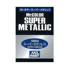 Mr Color Super Metallic - Stainless