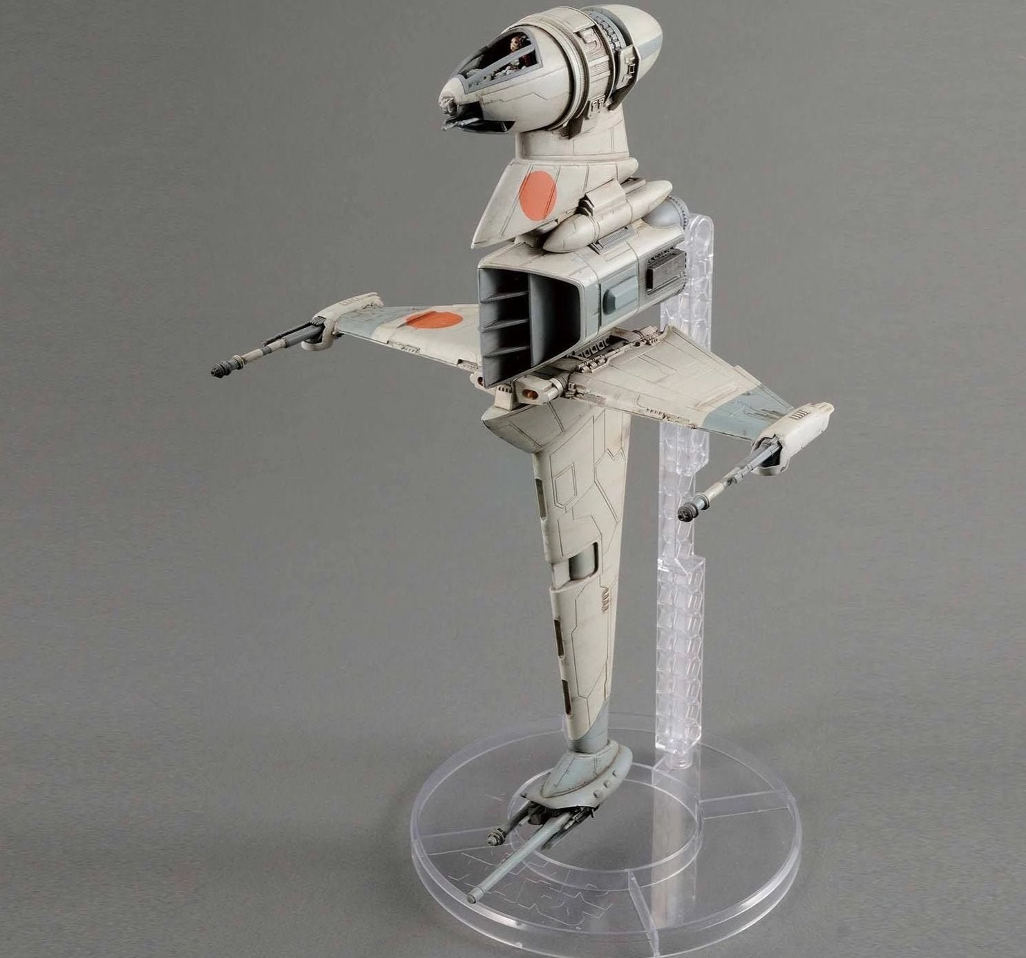 "Pre-Order B-Wing Starfighter ""Star Wars"", Bandai Star Wars"