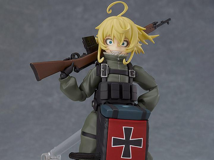 Saga of Tanya the Evil figma No.439 Tanya Degurechaff