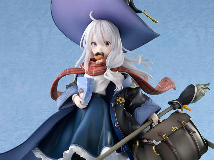 Wandering Witch: The Journey of Elaina 1/7 Scale Figure