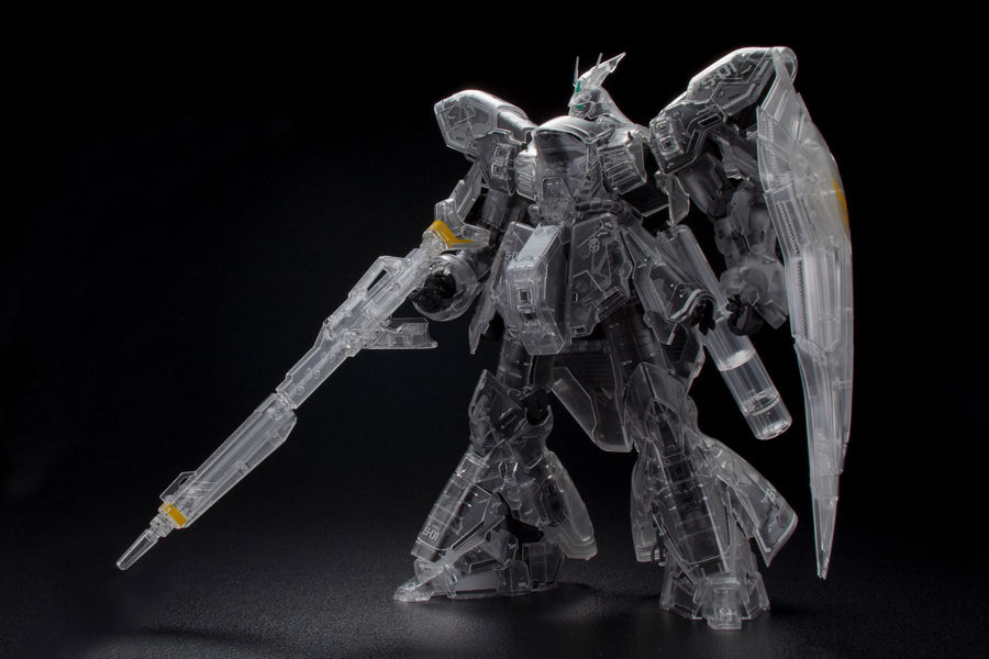 "Sazabi Ver.Ka Mechanical Clear Ver. ""Char's Counterattack"", Bandai MG 1/100 Expo"
