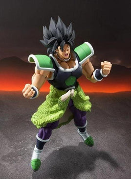 "Broly - Super ""Dragon Ball Super"", Bandai S.H.Figuarts"