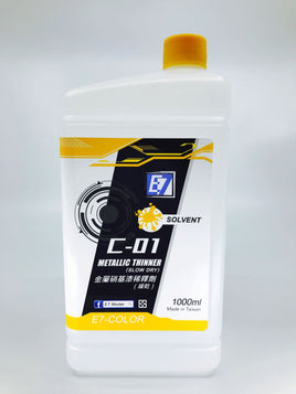 C-01 Metallic Thinner 1000ml
