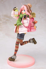 Laid-Back Camp Nadeshiko Kagamihara 1/7 Scale Figure
