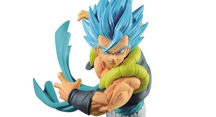 Dragon Ball Super Warriors Battle Retsuden Chapter 5 Super Saiyan Blue Gogeta