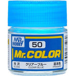 GNZ-C50: C50 Gloss Clear Blue 10ml