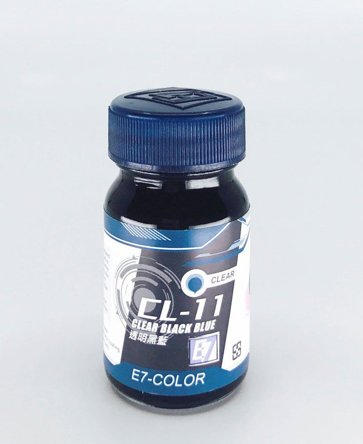 CL-11 Clear Black Blue 20ml