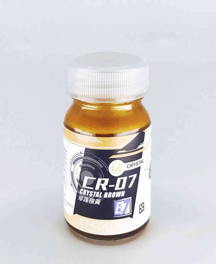 CR-07 Crystal Brown 20ml