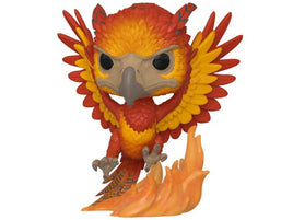 Pop! Movies: Harry Potter - Fawkes W/ Pop Protector